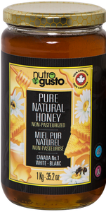 1kg Pure Natural Honey