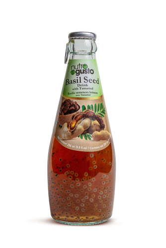 NutroGusto Basil Seed Drink with Tamarind 290ml