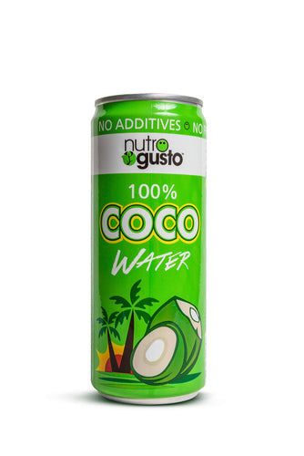 NutroGusto Coconut Water 330ml