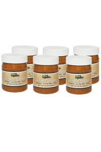 NutroGusto Natural Almond Butter 283g - 6 Pack