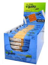 Load image into Gallery viewer, NutroGusto Sesame Bars 36 pack