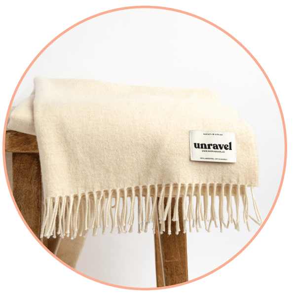 Our Newest Lightest Throw