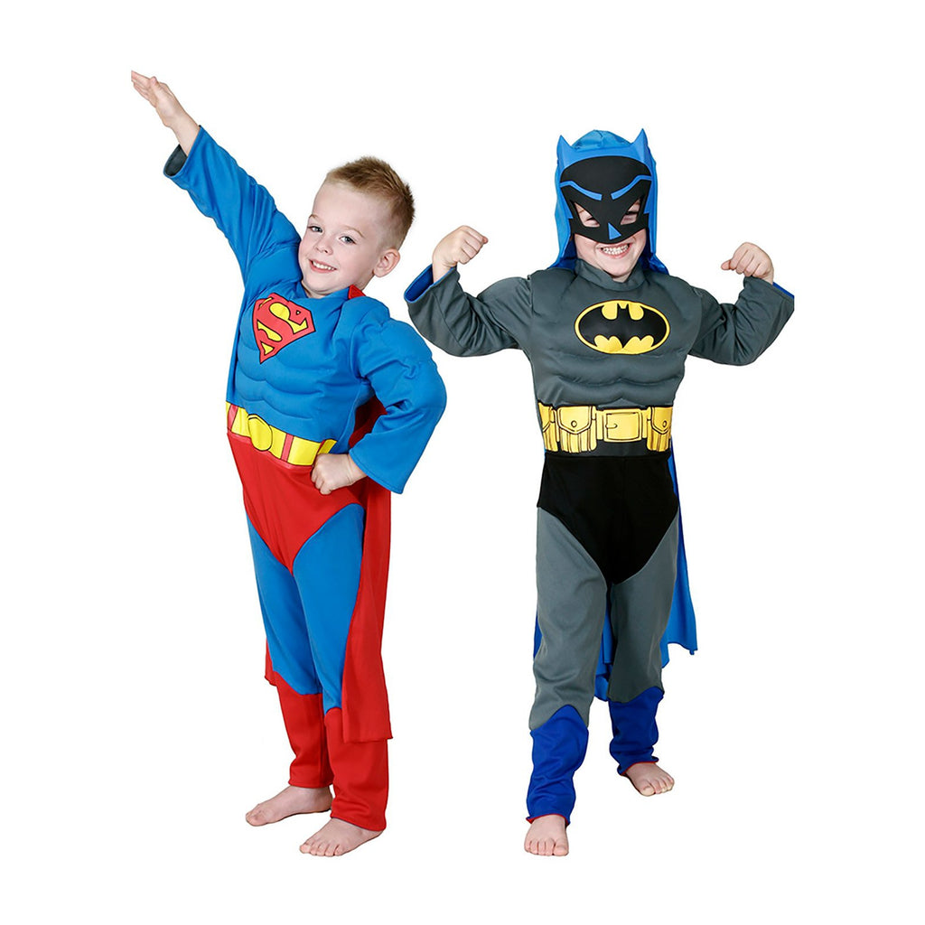 Batman To Superman Reversible Costume, Child
