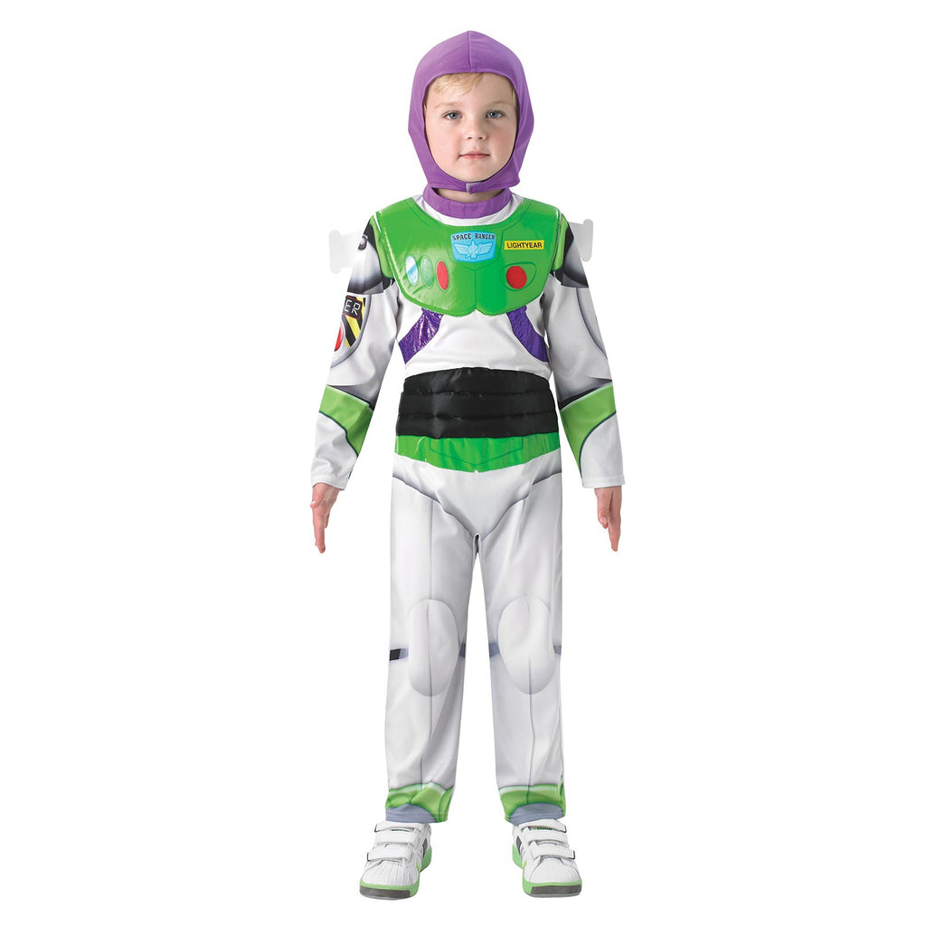 Buzz Lightyear Deluxe Costume, Child