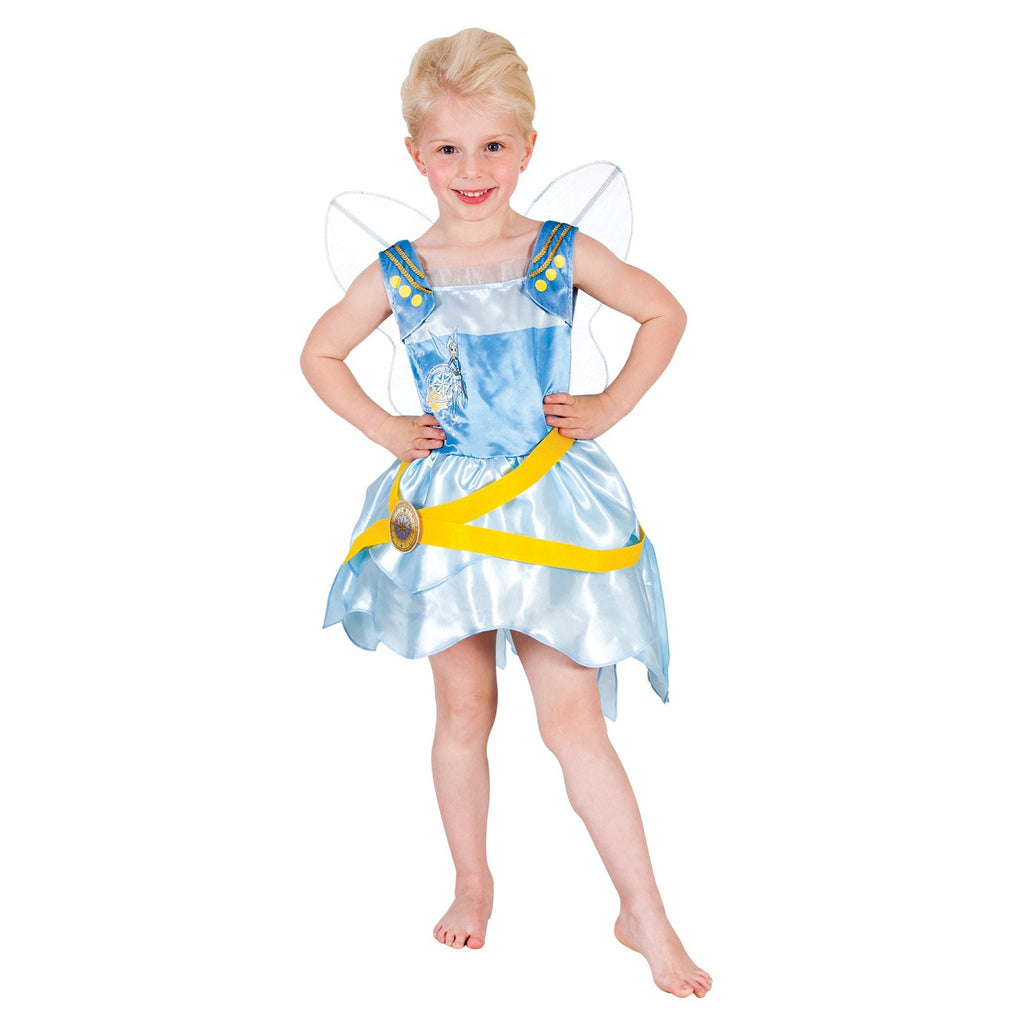 Periwinkle Pirate Deluxe Costume, Child