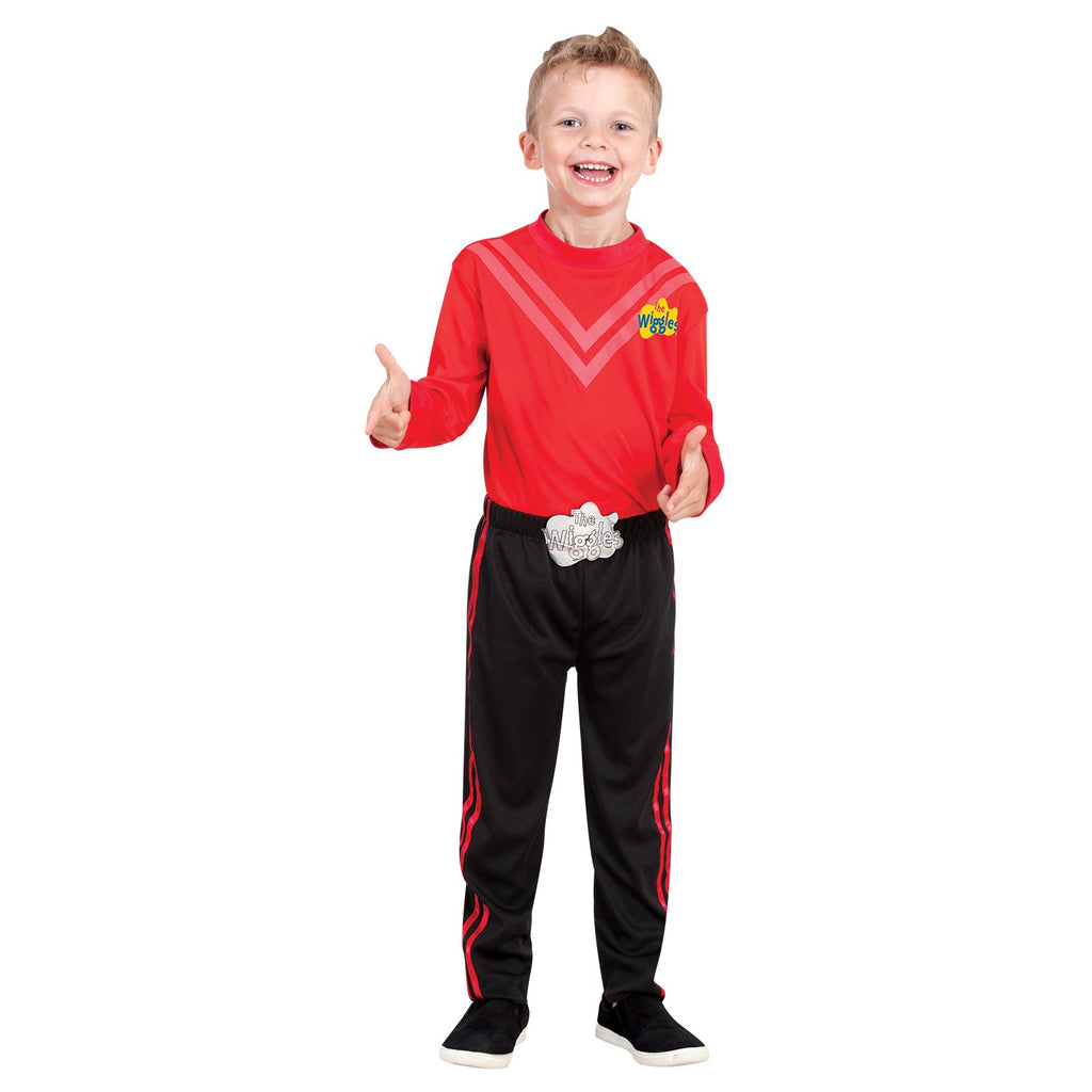 Simon Wiggle Deluxe Costume (polybag), Child