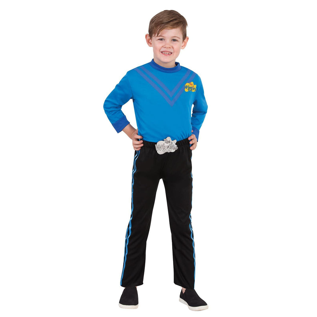 Anthony Wiggle Deluxe Costume (polybag), Child