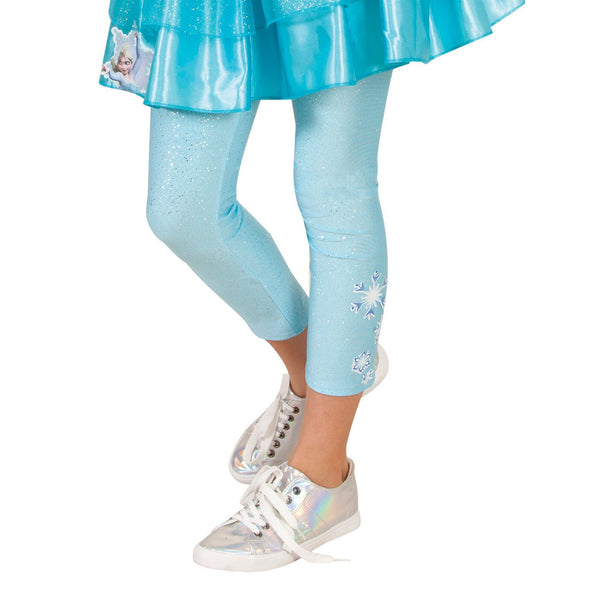 Elsa Footless Tights