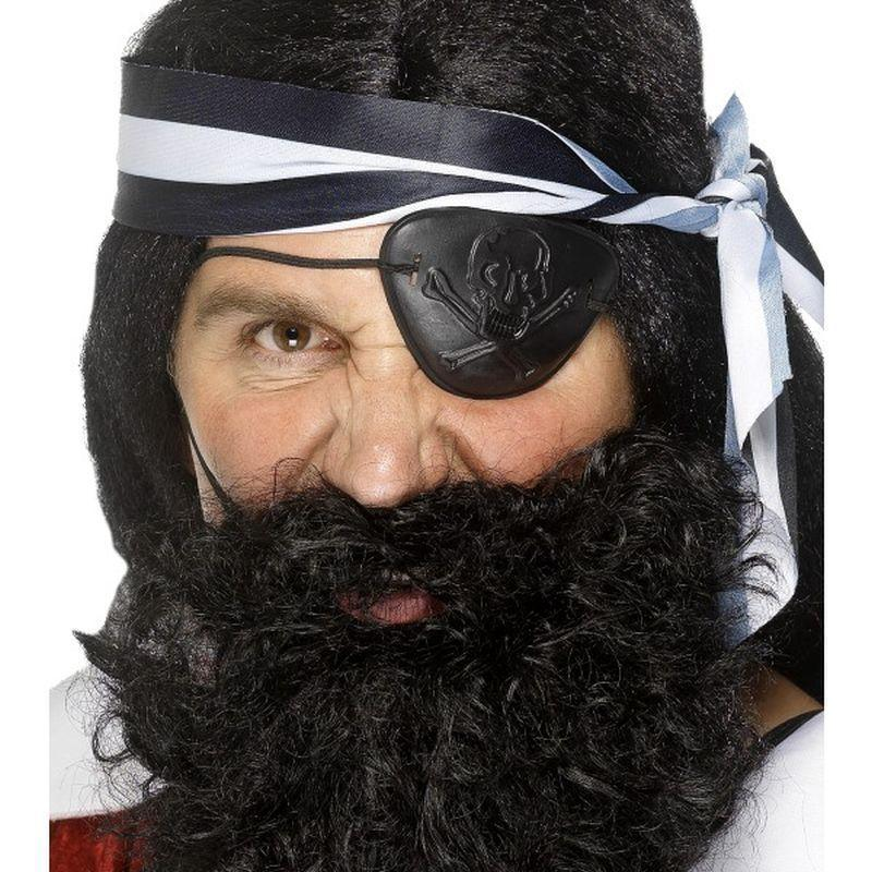Deluxe Pirate Beard - One Size