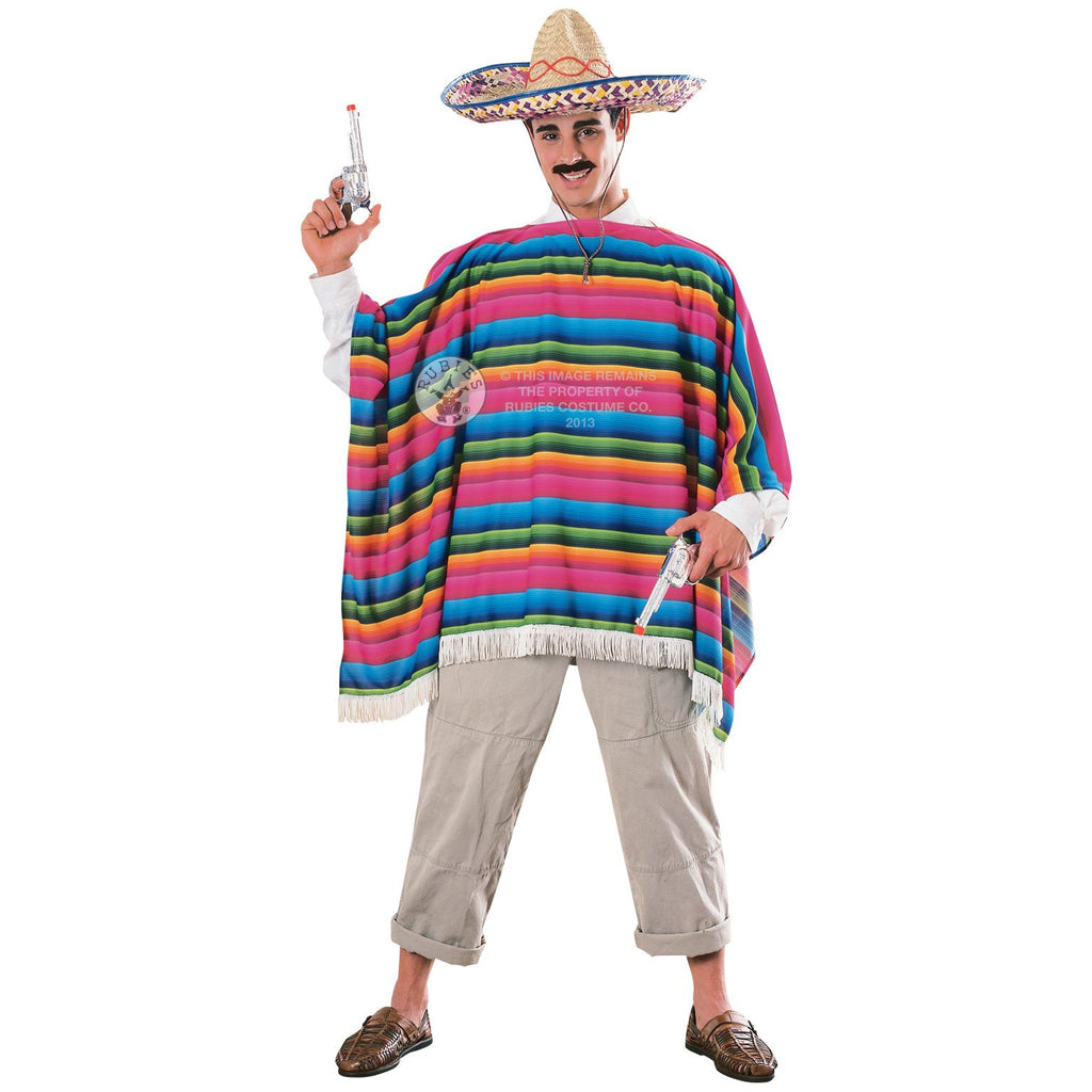 Mexican Serape, Adult