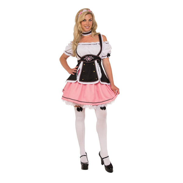 Fraulein Costume Plus Size, Adult
