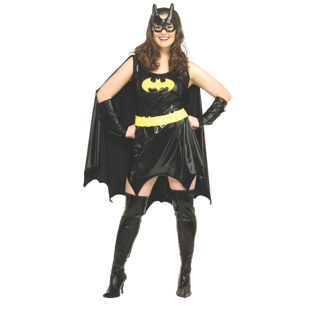 Batgirl Deluxe Plus Costume, Adult