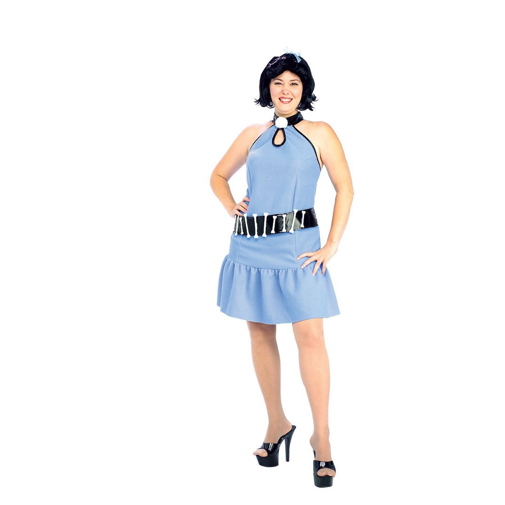 Betty Rubble Plus Costume, Adult