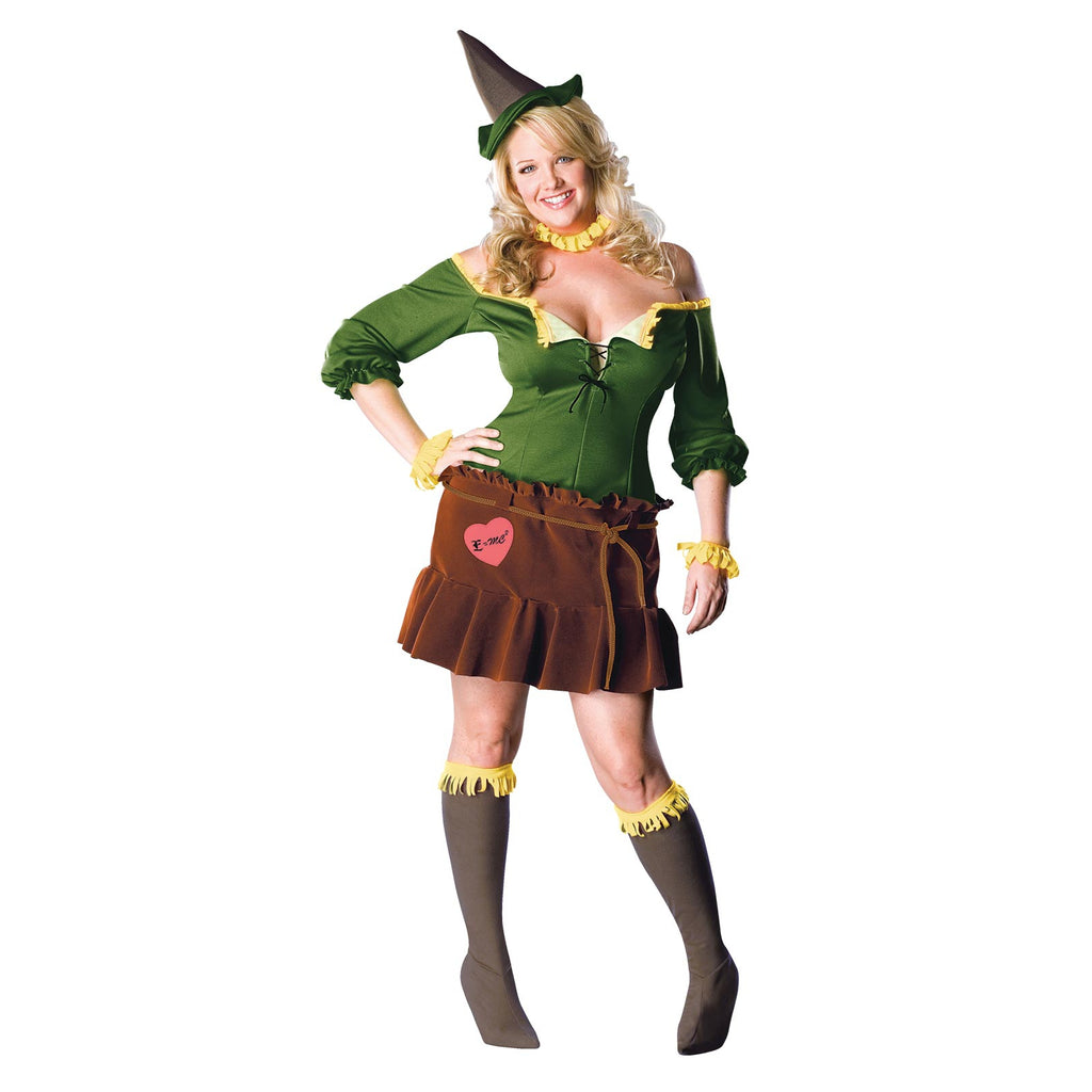 Scarecrow Costume, Adult