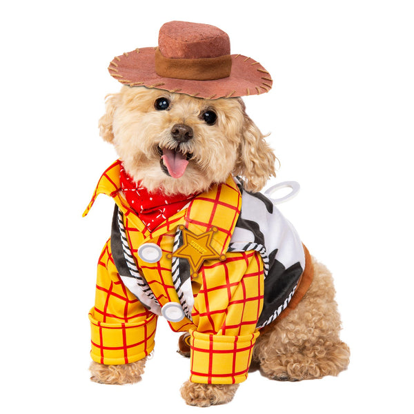 Woody Toy Story Dog Costume, Pet