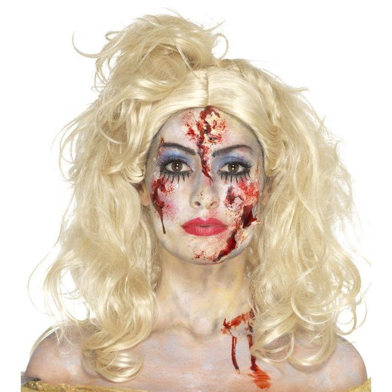 Zombie Fairy Tale Make Up Kit - One Size