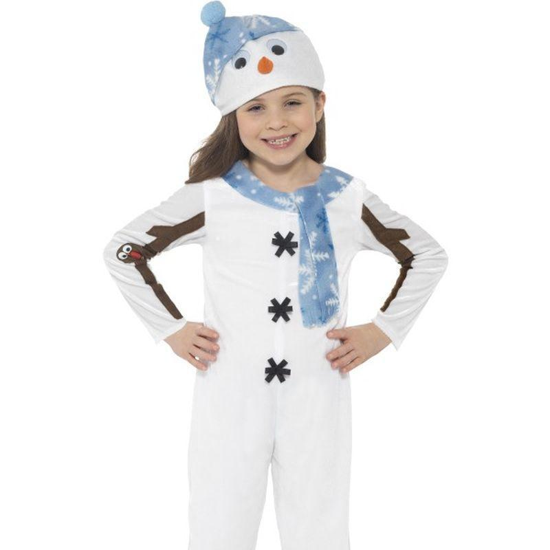 Snowman Toddler Costume - Toddler