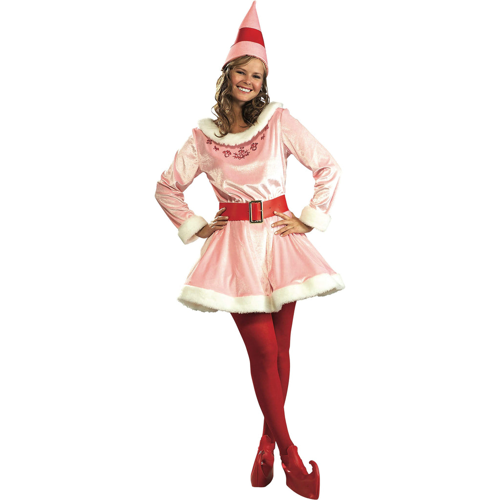 Jovie Elf Deluxe Costume, Adult