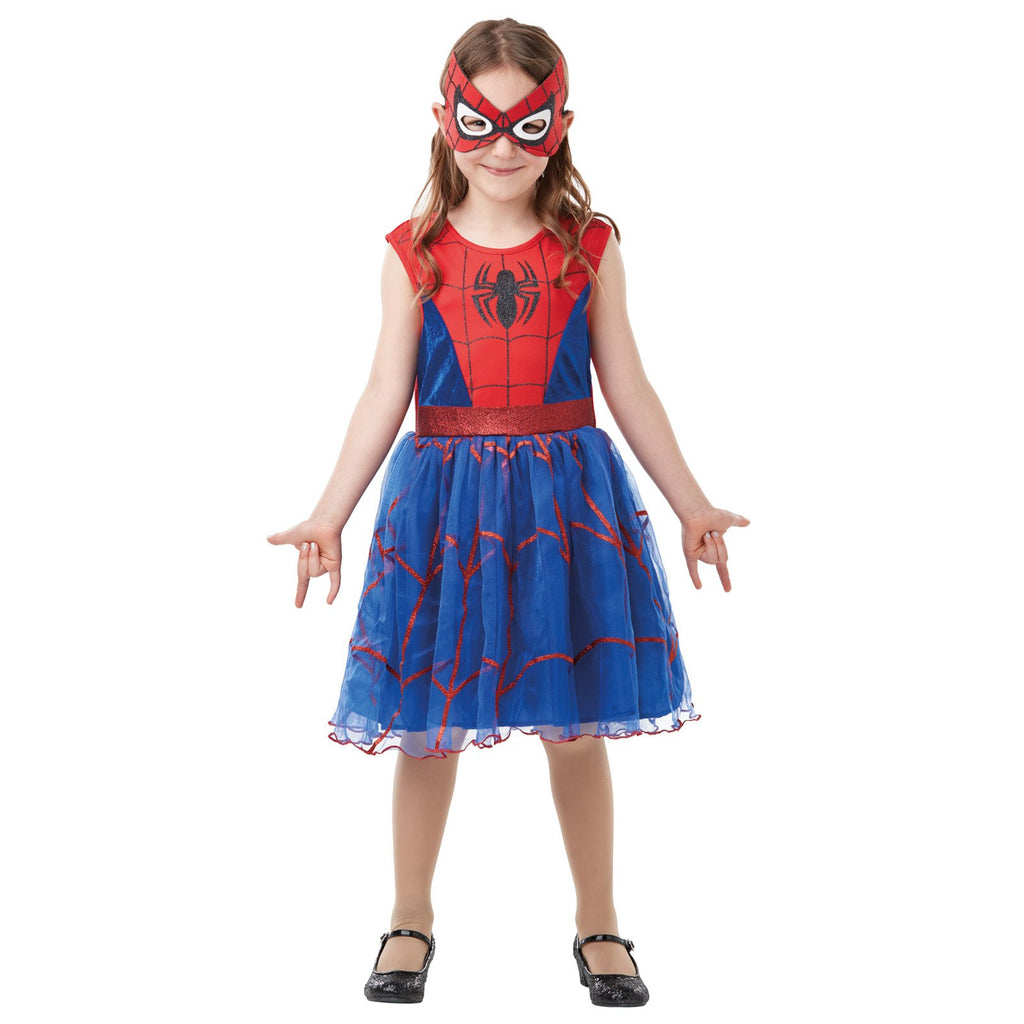 Spider-girl Deluxe Tutu Costume, Child