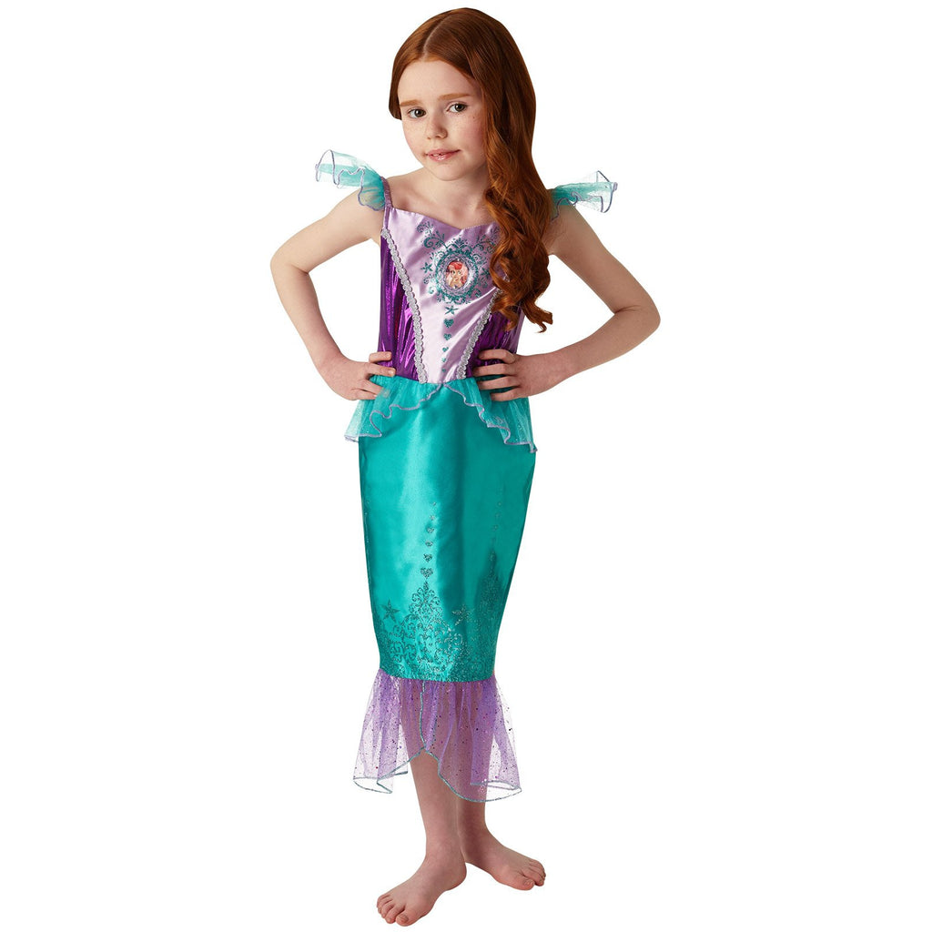 Ariel Gem Princess Costume, Child
