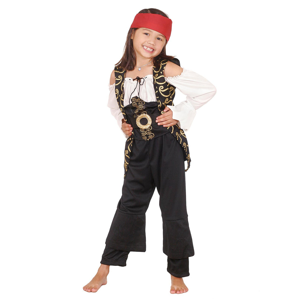 Angelica Potc Deluxe Costume, Child