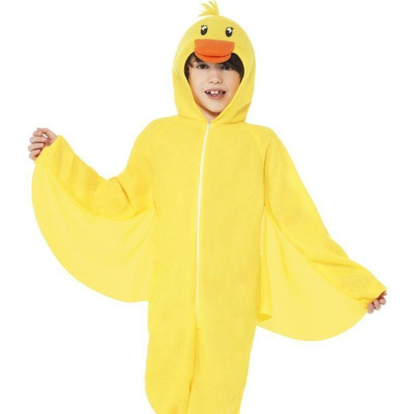Duck Costume - Small Age 4-6 Boys Yellow