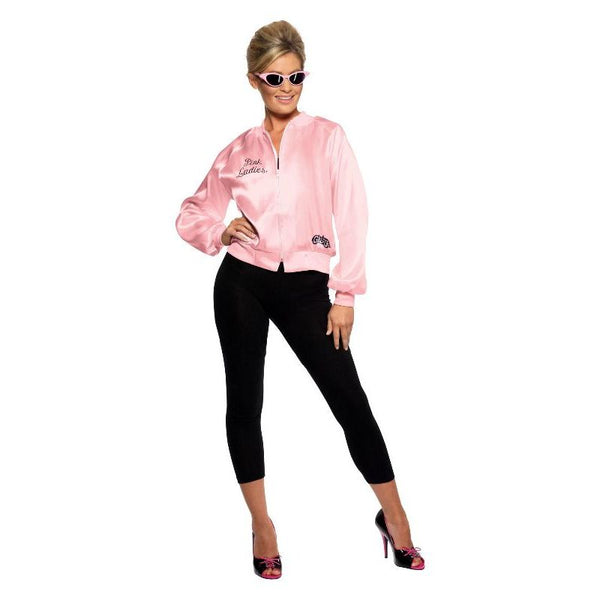 Grease Pink Ladies Jacket Adult Pink
