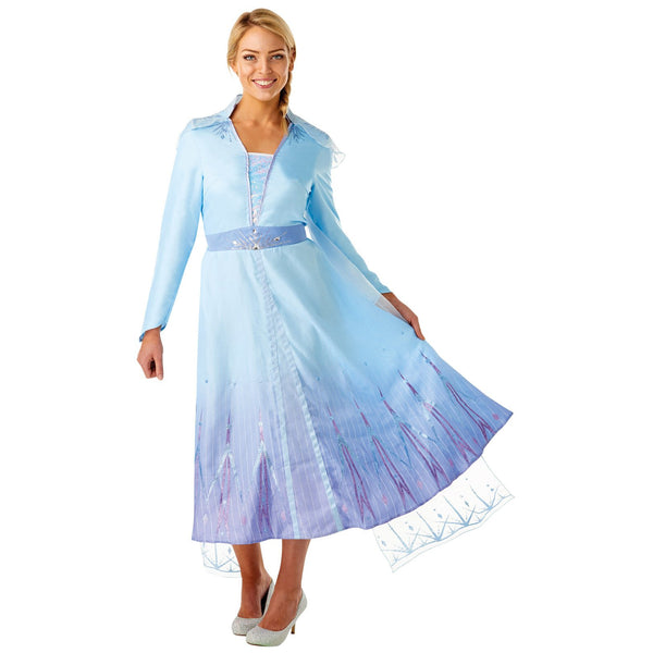 Elsa Deluxe Frozen 2 Costume Adult
