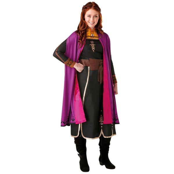 Anna Deluxe Frozen 2 Costume Adult