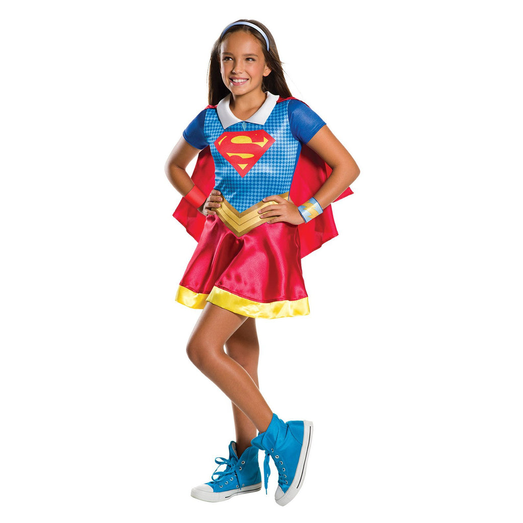Supergirl Dc Superhero Girls Classic, Child