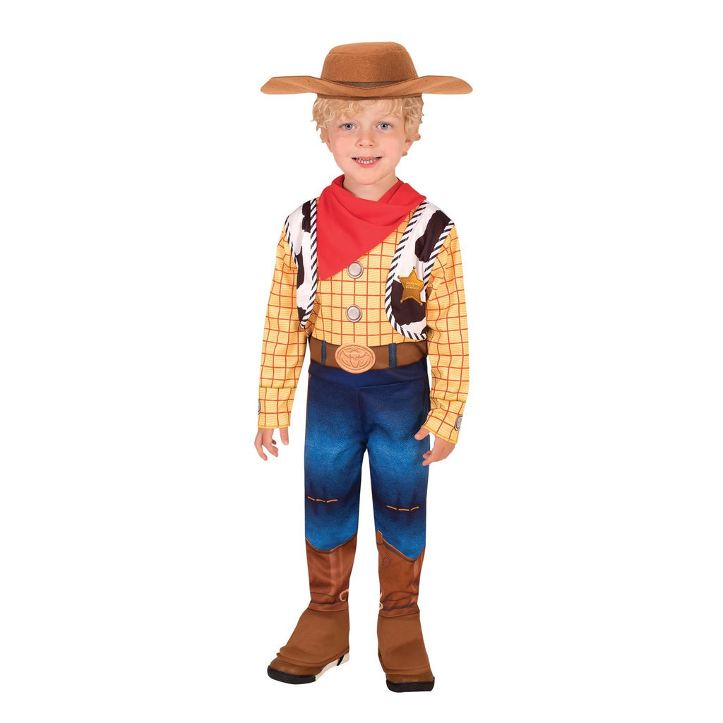 Woody Deluxe Toy Story 4 Costume, Child