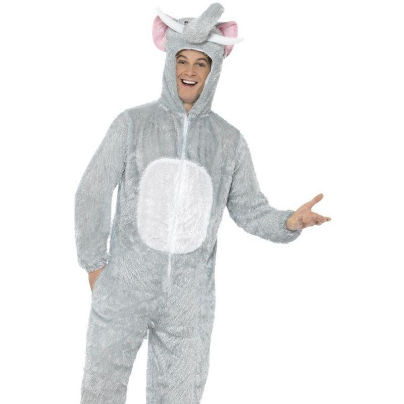 Elephant Costume - Medium Mens Grey