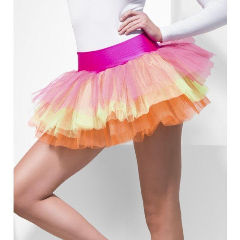 Tutu Underskirt - One Size Womens Multi