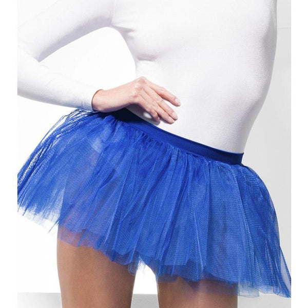 Tutu Underskirt - One Size Womens Blue