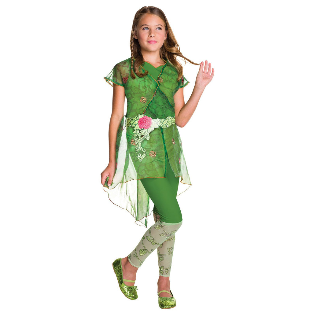 Poison Ivy Dc Superhero Girls Deluxe, Child