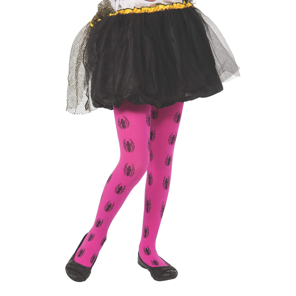 Spider-girl Pink Tights Adult