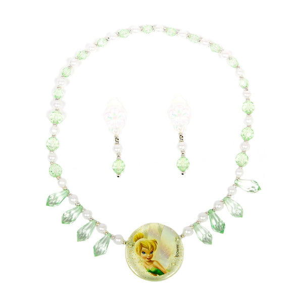 Tinker Bell Jewellery Set