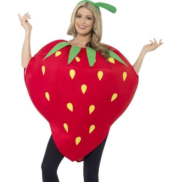 Strawberry Costume - One Size