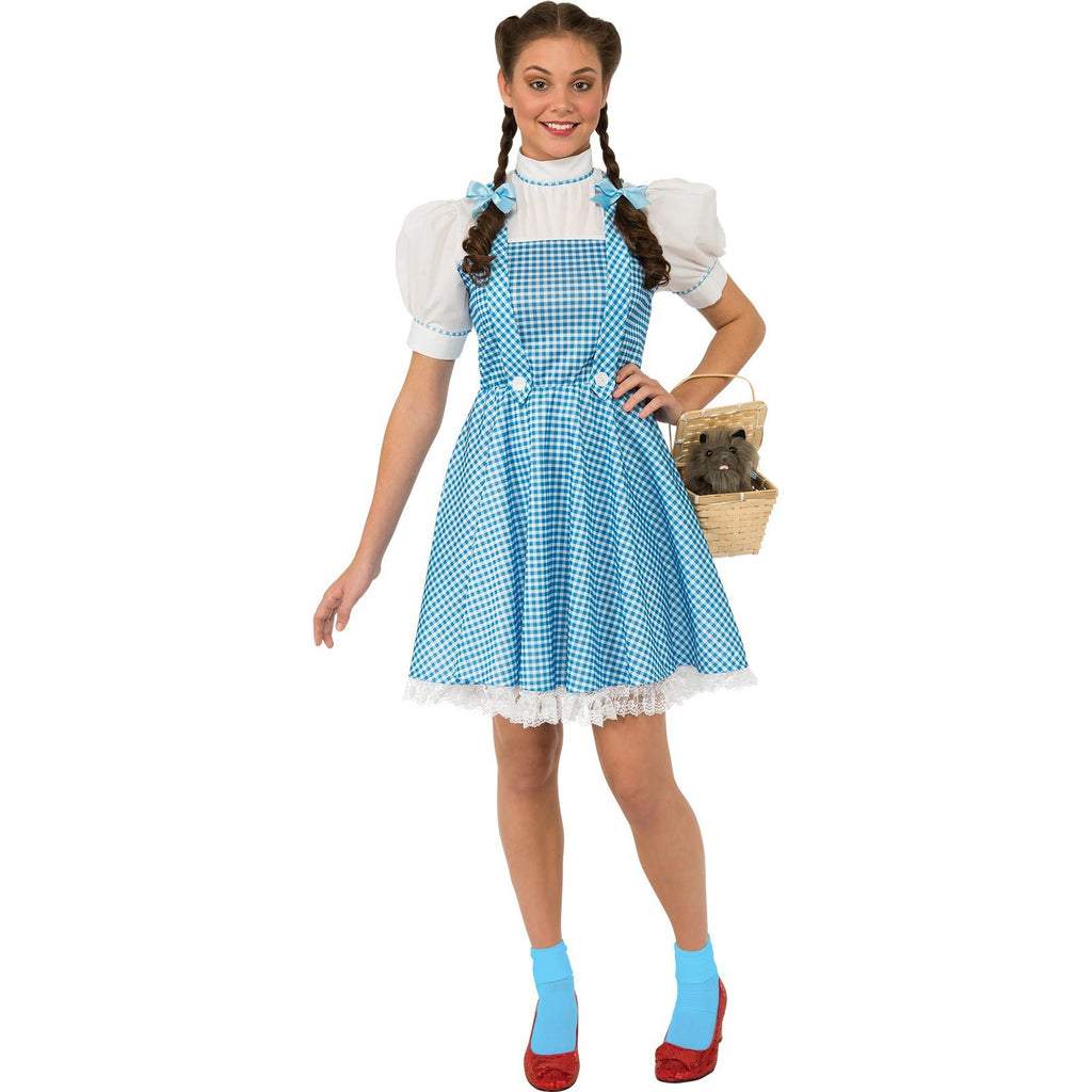 Dorothy Deluxe Costume, Adult