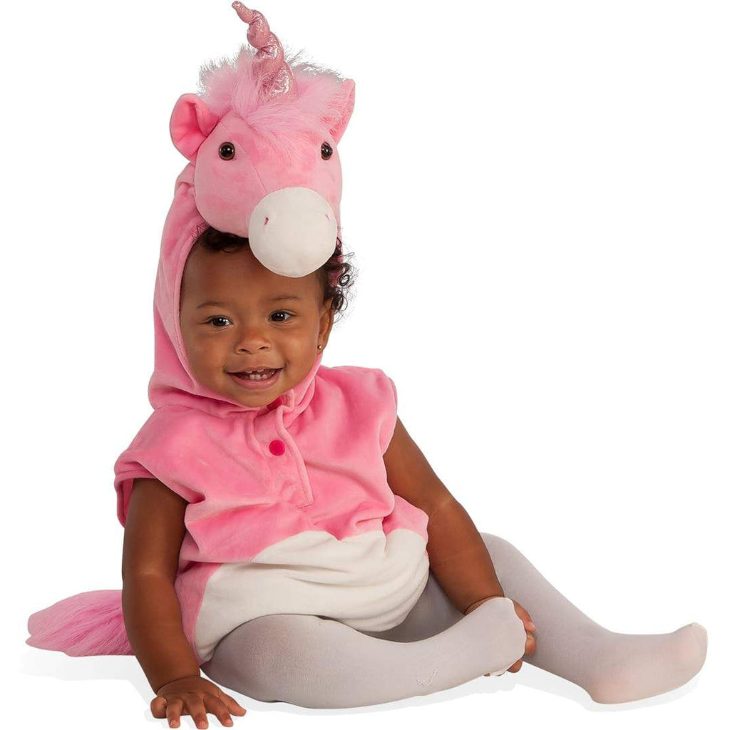 Baby Unicorn Furry Costume, Child