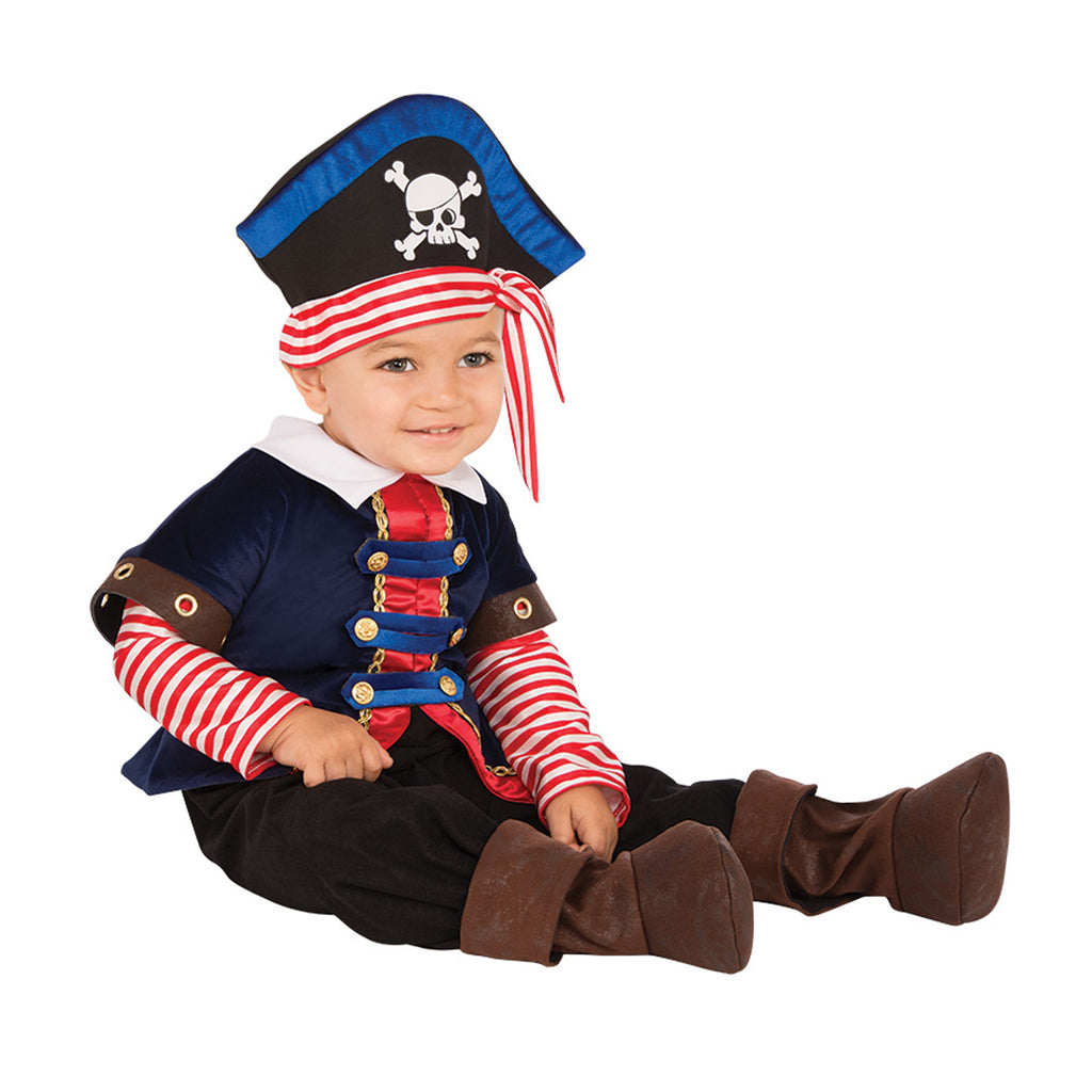 Pirate Boy Costume, Child