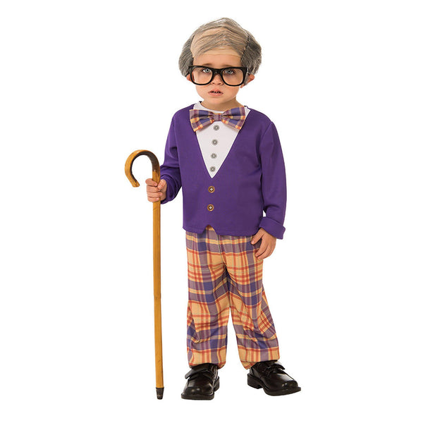 Little Old Man Costume Child