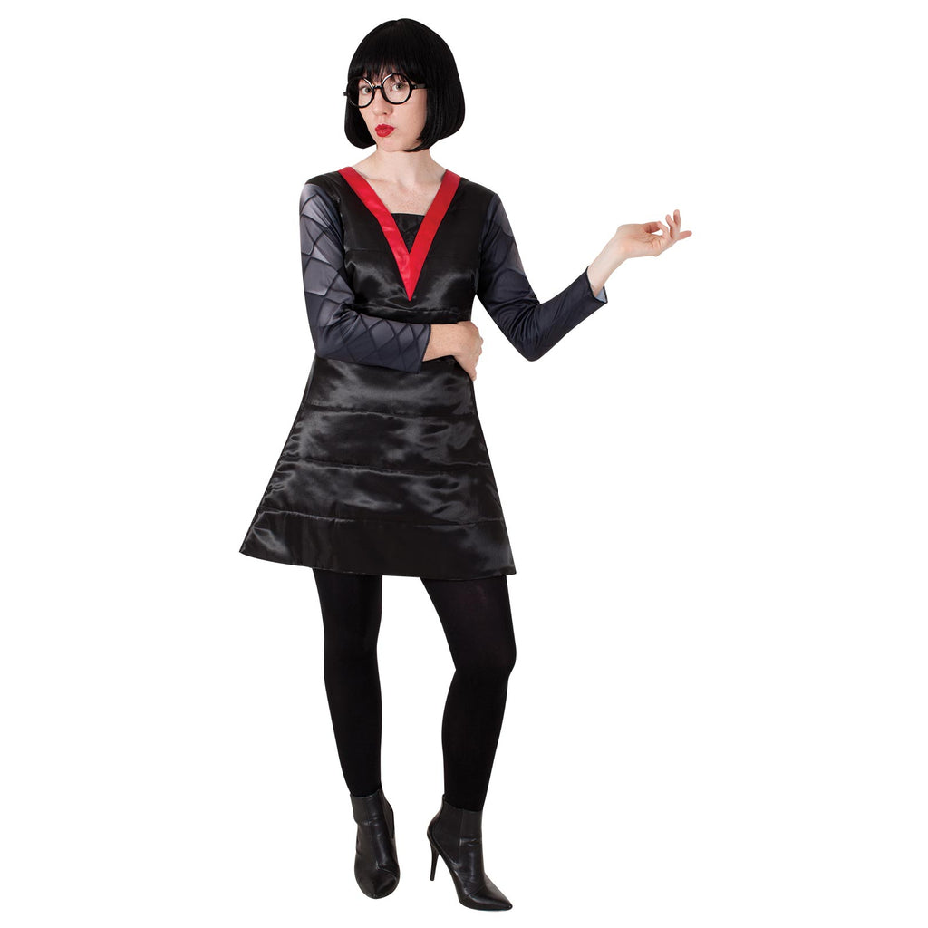 Edna Mode Deluxe Costume, Adult