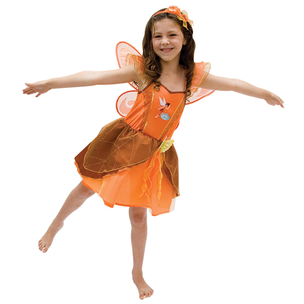 Fawn Crystal Fairy Costume, Child