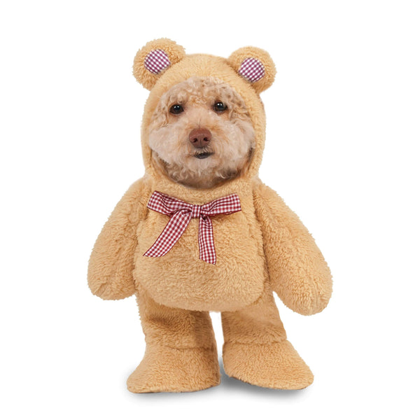 Walking Teddy Bear Costume, Pet