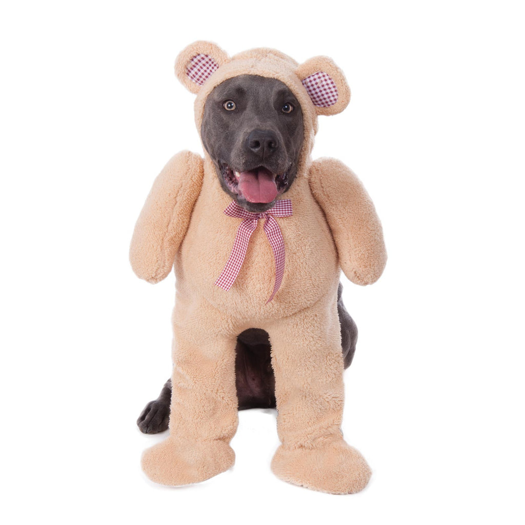 Walking Teddy Bear Big Dogs Pet Costume