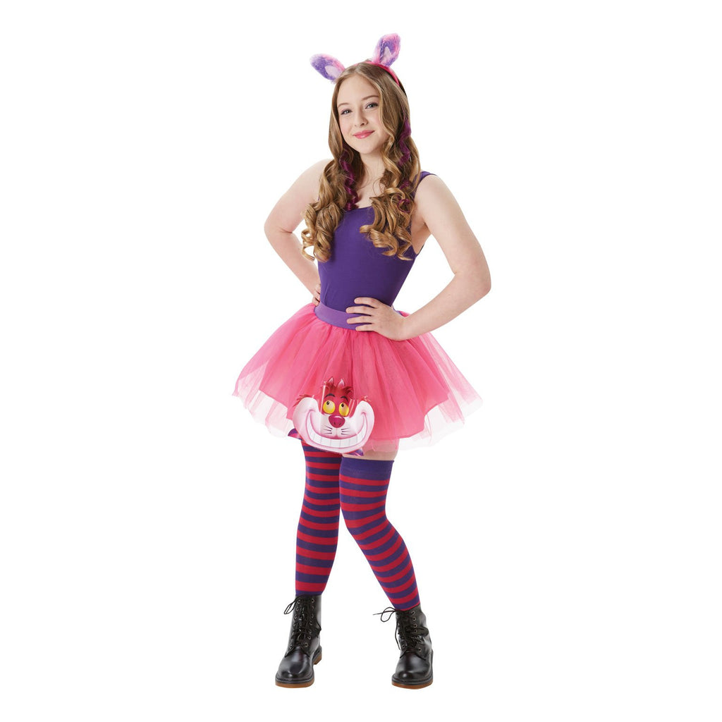 Cheshire Cat Tutu & Accessories Set, Adult