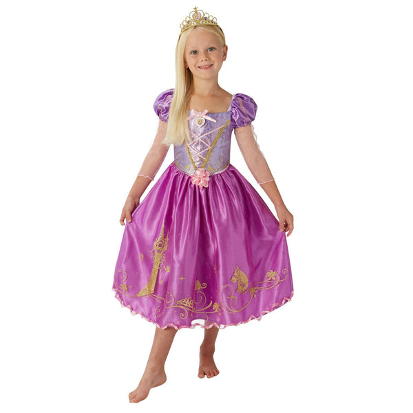 Rapunzel Storyteller Costume Child