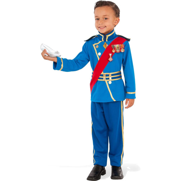 Royal Prince Costume Child