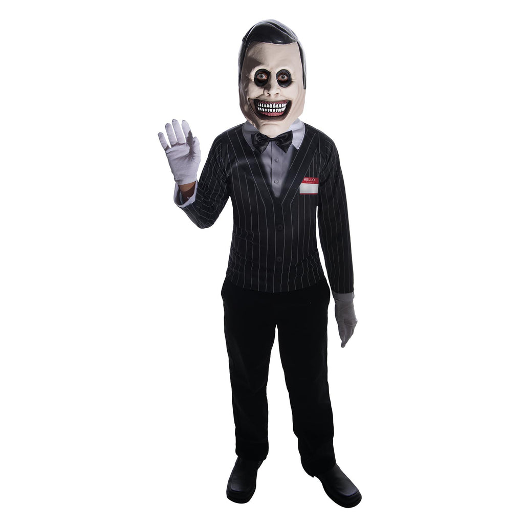 Salesman Ghoul Costume, Child